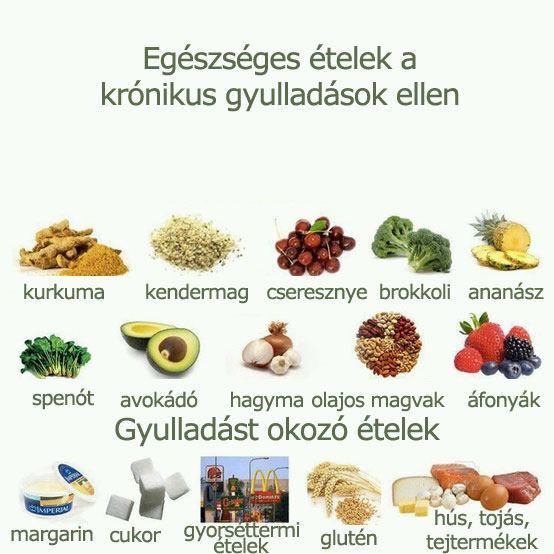 egészséges táplálkozás mintaétrend