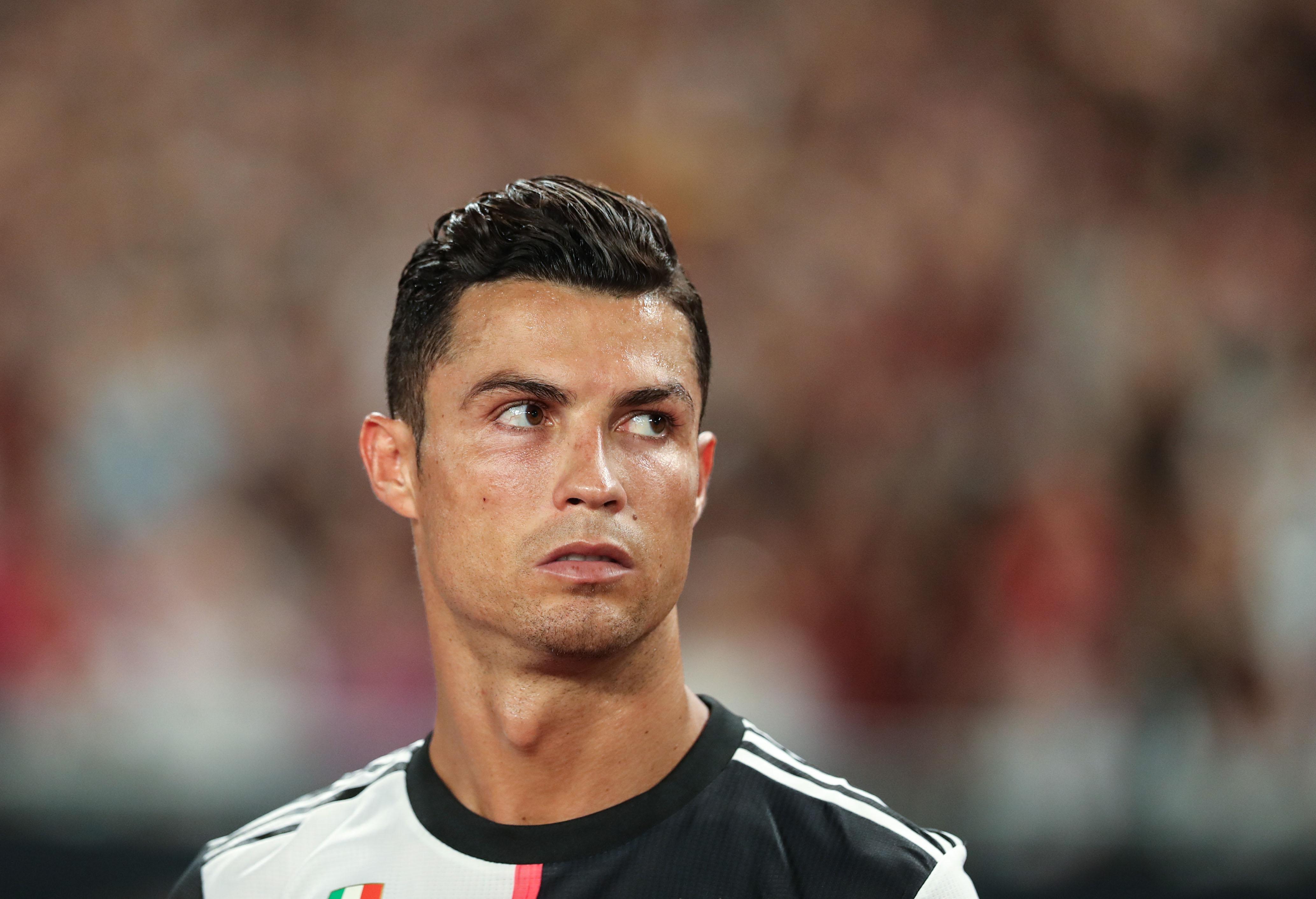 Cristiano Ronaldo barátnője túl szexi?