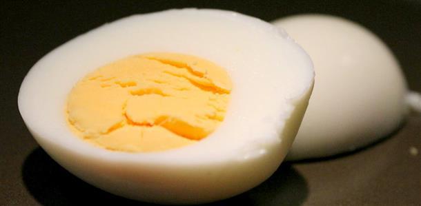 fogyókúra főtt tojással