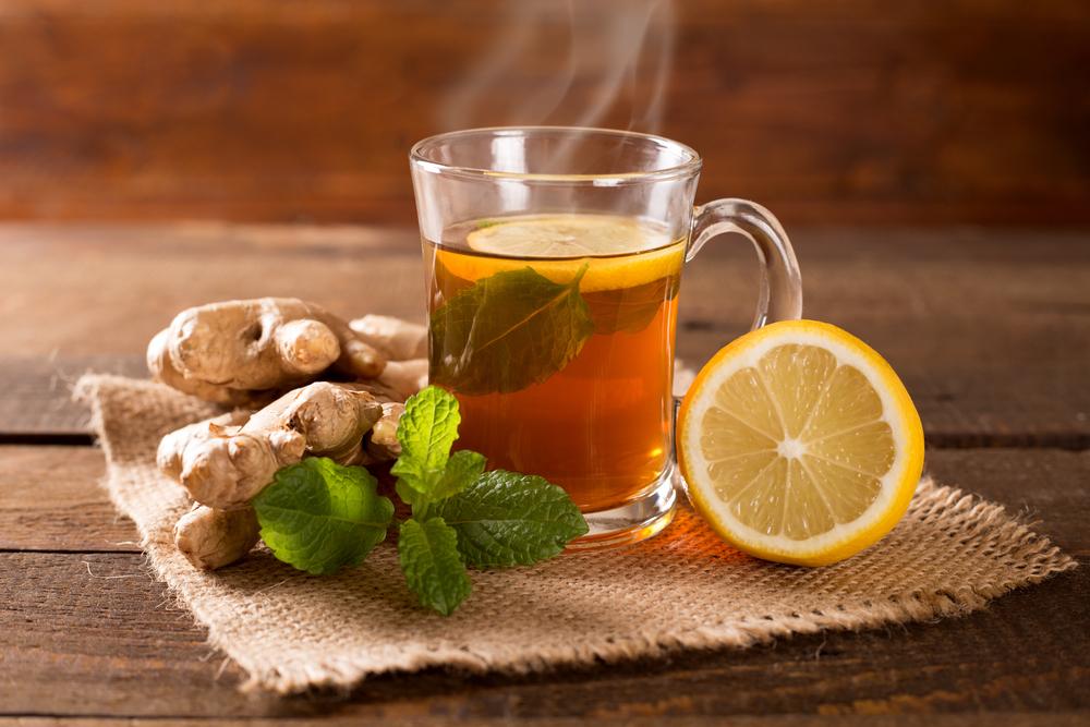 zsírégető ital citrom gyömbér