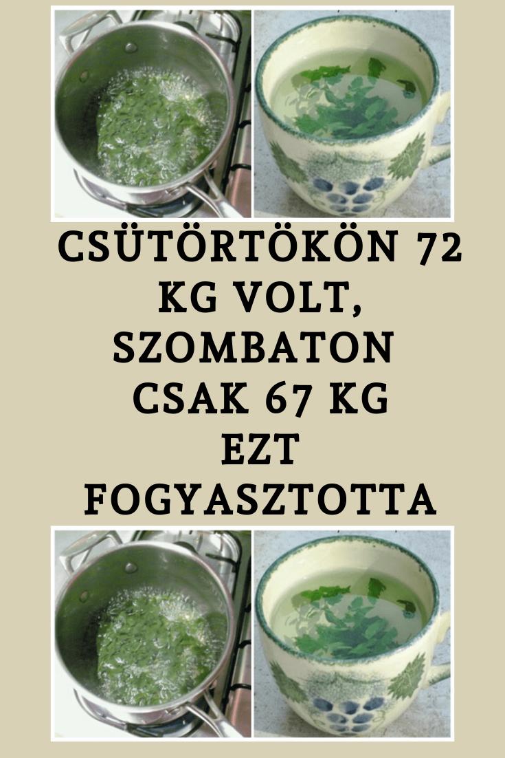 egészséges kevert italok a fogyáshoz)