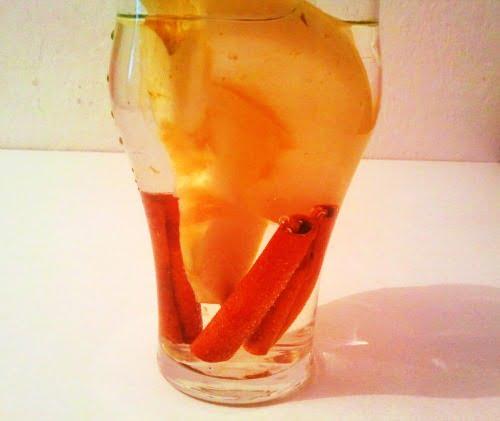 fogyókúrás ital alma fahéj)