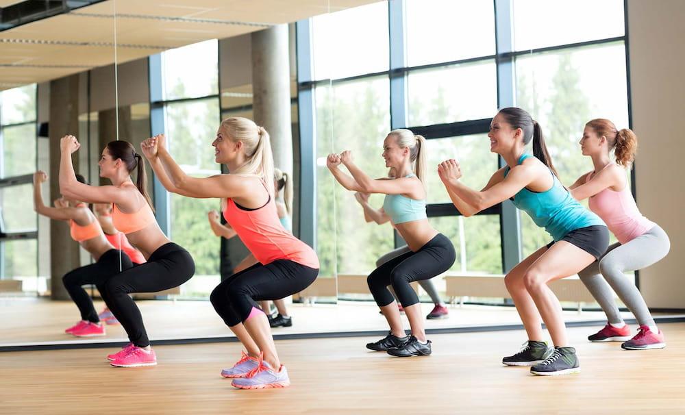 Zsírégető edzés