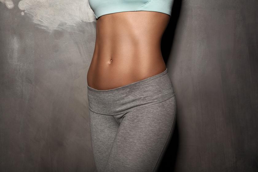 távolítsa el a zsírt a csípő körül