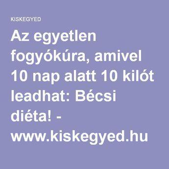 10 módszer a gyorsabb fogyáshoz)