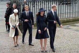 Kate Middleton visszatért - Nézd meg a hercegné első hivatal