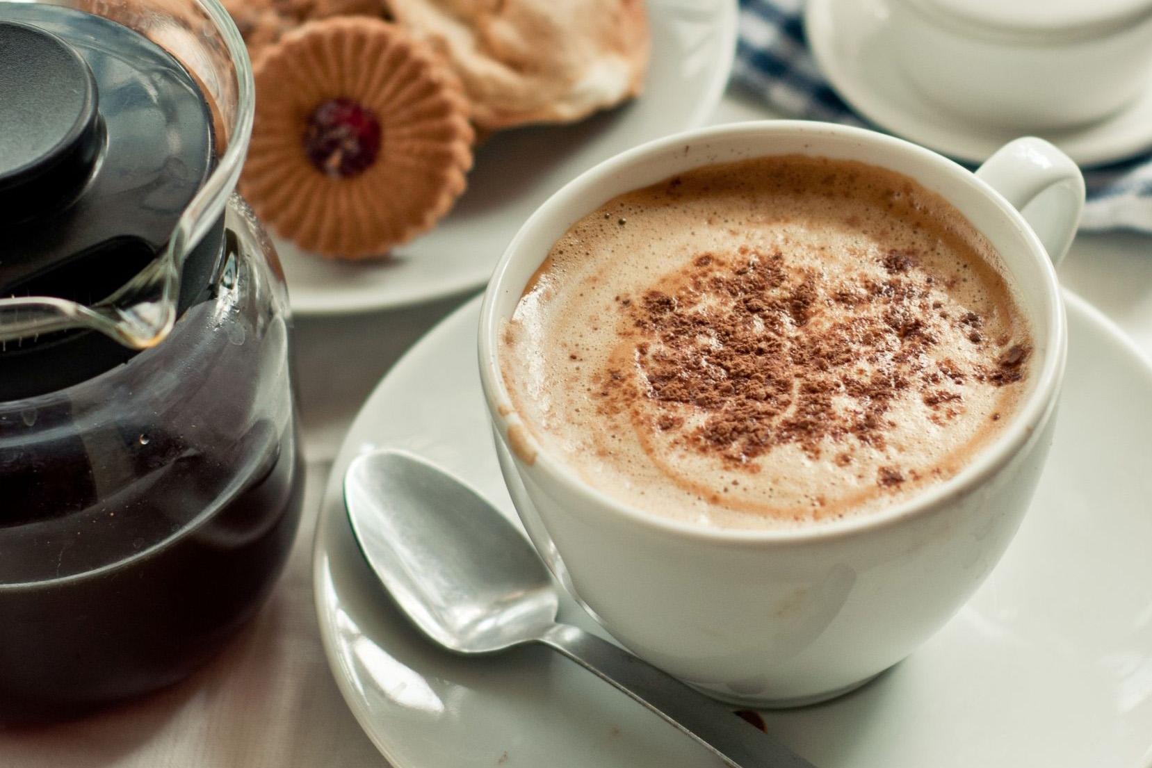 lehet, hogy a kávé fogyni tudja?