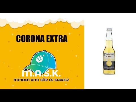 corona sör fogyás