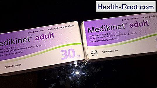 metilfenidát fogyás felnőtteknél