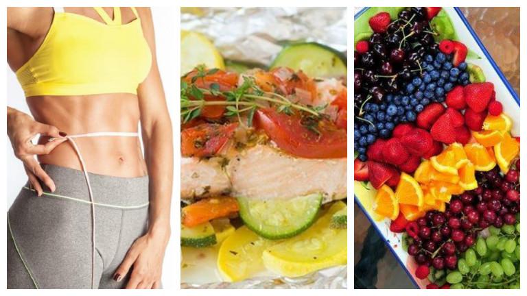 1 hetes fogyókúra étrend – Health Times