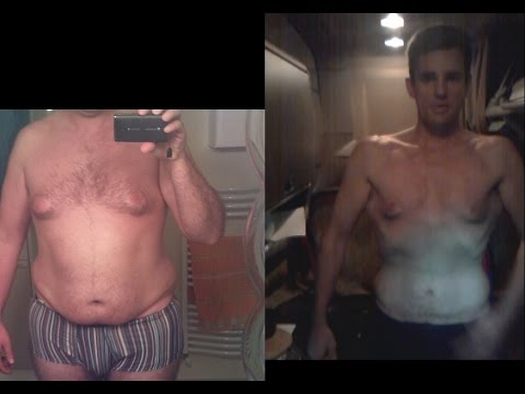 Leadott 60 kiló zsírt, felpakolt 20 kiló izmot, ma már edzéseket tart - Dívány