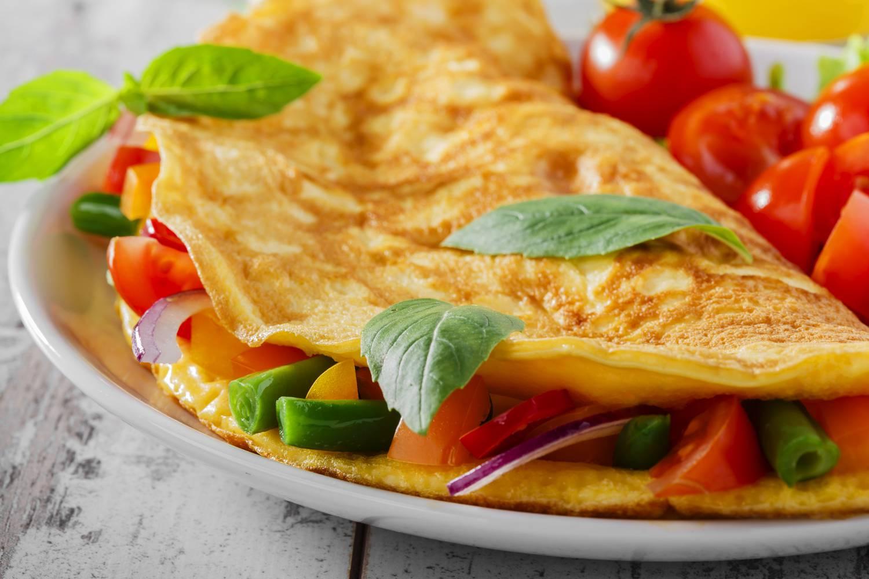 Dr. Kéri Katalin: Omlett nyolc tojásból