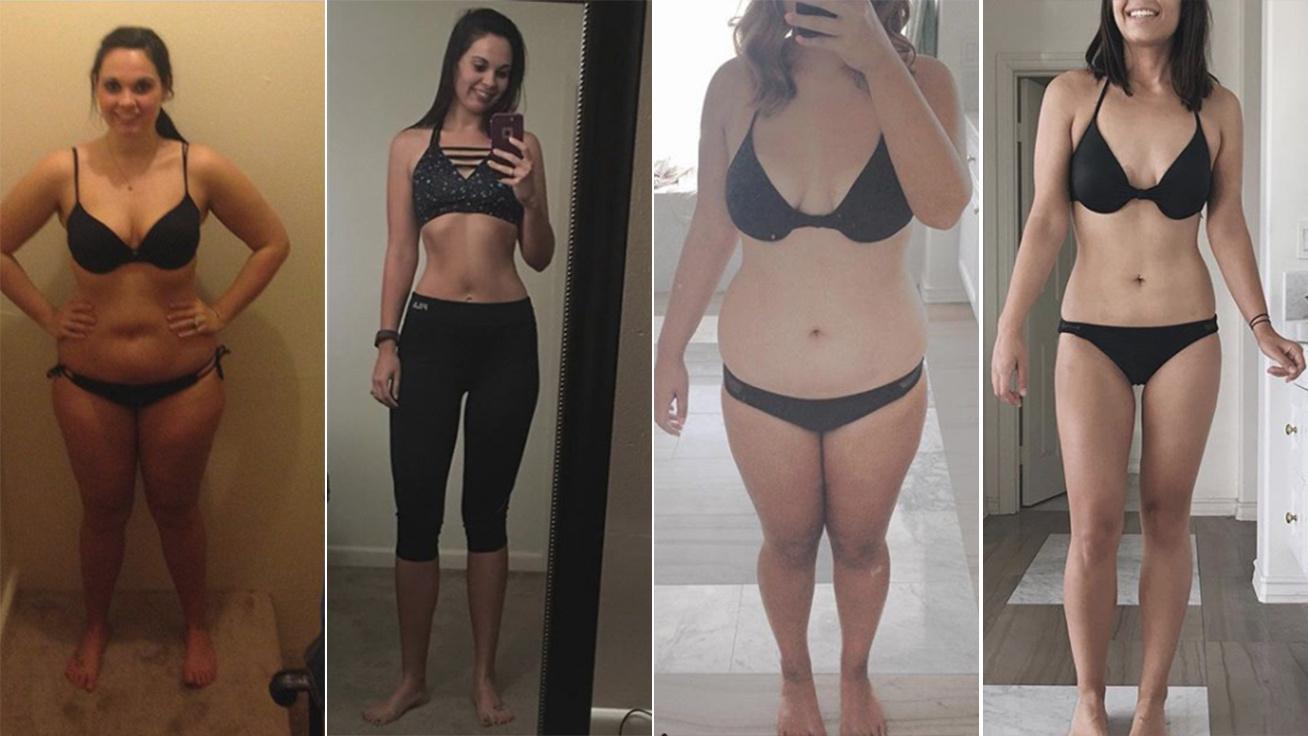 22 éves nő fogyás