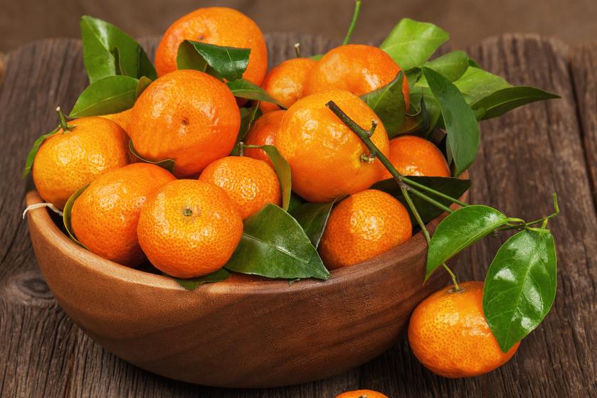 tartós mandarin fogyás)