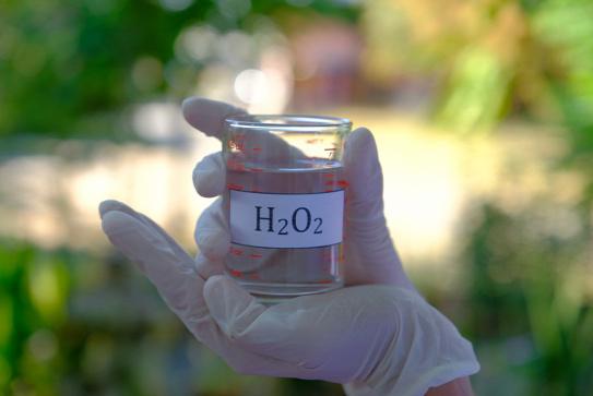 segít- e a hidrogén- peroxid a fogyásban?