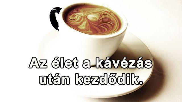 Idézetek - kávé