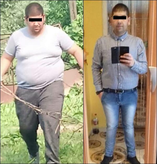 fogyás 42 éves férfi