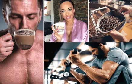Hogyan tehetjük hatékonyabbá az edzésünket koffein segítségével? - GymBeam Blog