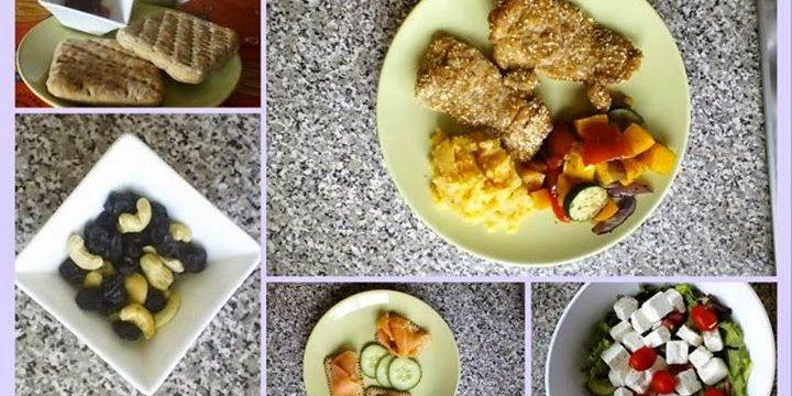 Indul a nyárváró diéta! 1400 kalóriás mintaétrend!