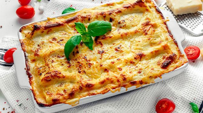 lasagna a fogyáshoz)