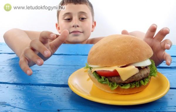 hogyan lehet elhízott gyermek lefogyni?