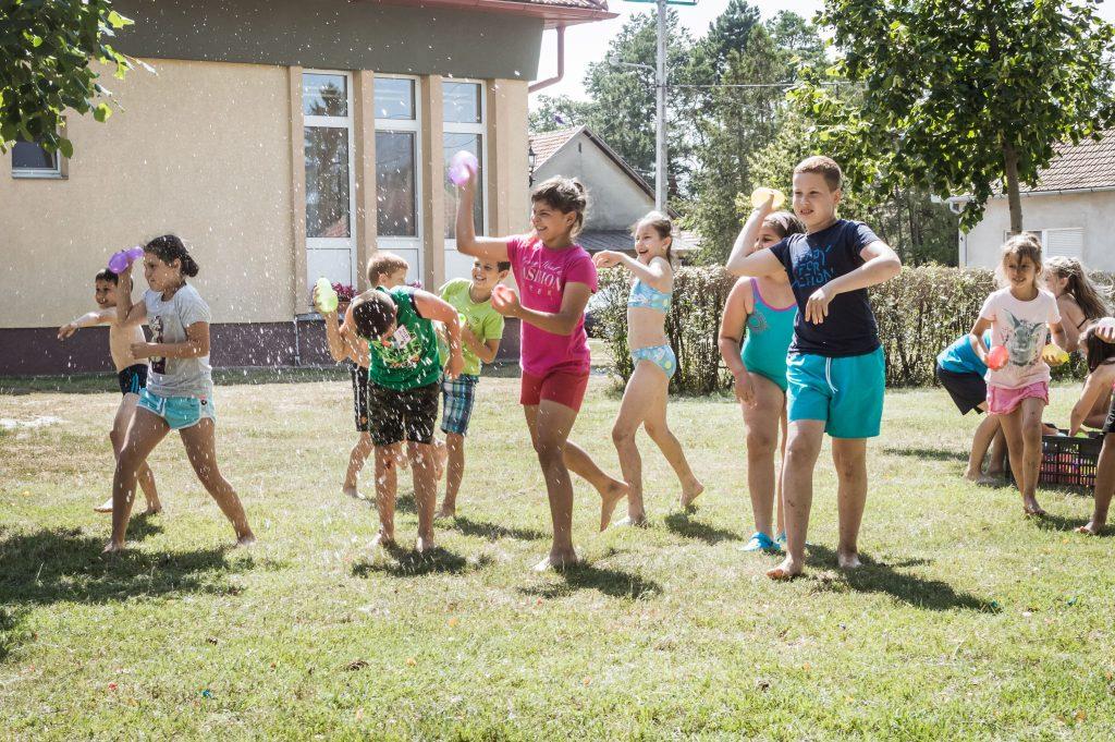 Fogyókúra tábor gyerekeknek