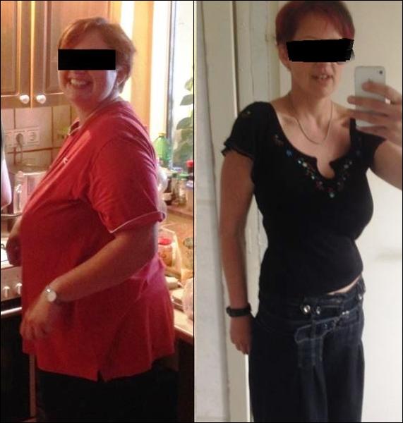 Sikertörténet: Így szabadult meg 25 kilótól Alex