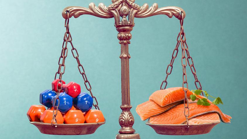 zsírvesztés vs súlycsökkenés