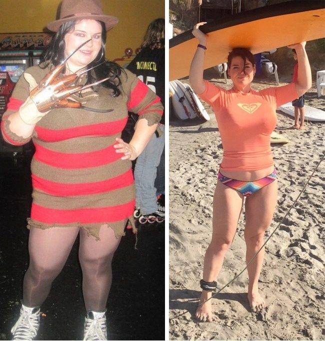 Fogyástörténet - 38 kilót fogyott - Fogyókúra | Femina