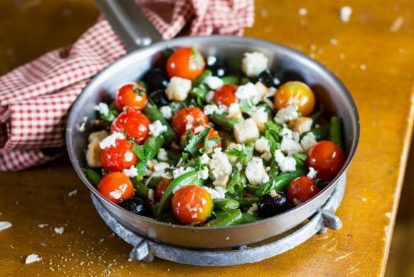 diétás saláták