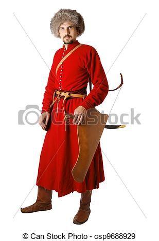 Female Kazakh warrior.   Harcos nők, Harcosok, Kultúra