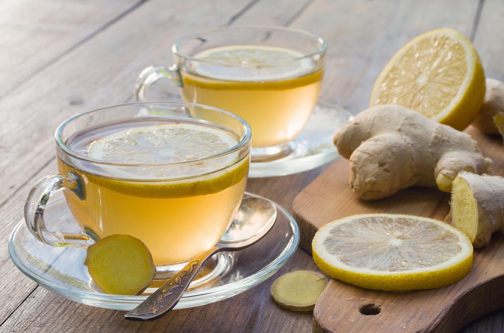 zsírégető ital citrom gyömbér)