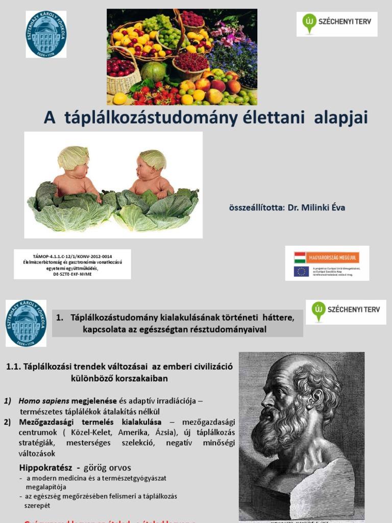 a testsúlycsökkenés változásai)