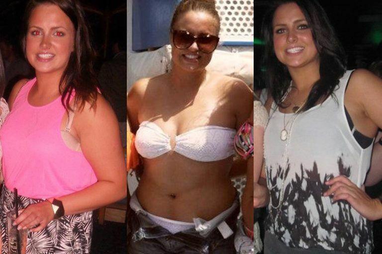 kiló egy év alatt: Elképesztő, amit ez a lány művelt a testével! - Ripost