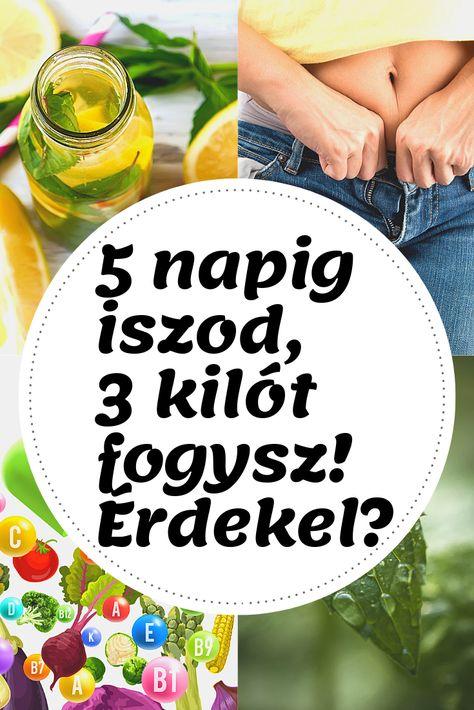 veszítsen egy kiló zsírt egy héten)