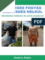 Fogyás, zsírégetés