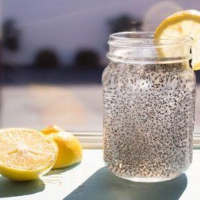 természetes italok a zsírégetésre