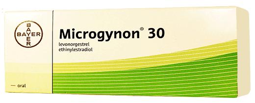 microgynon 30 fogyás)