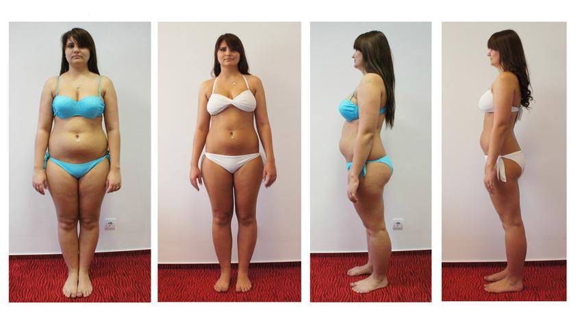 hat hónapos fogyás