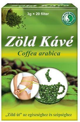 zöld kávé chili kapszula tapasztalatok)