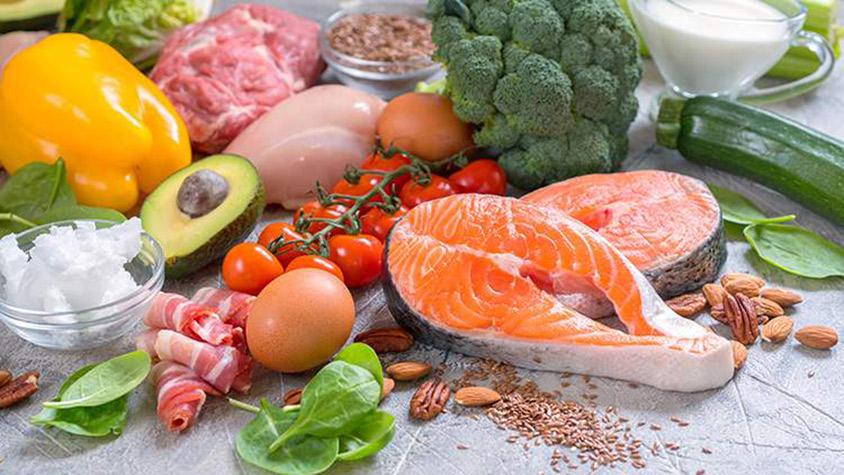 szénhidrátmentes diéta mintaétrend)