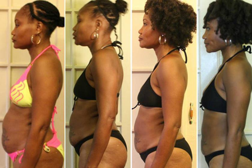 Fogyj négy kilót két nap alatt!