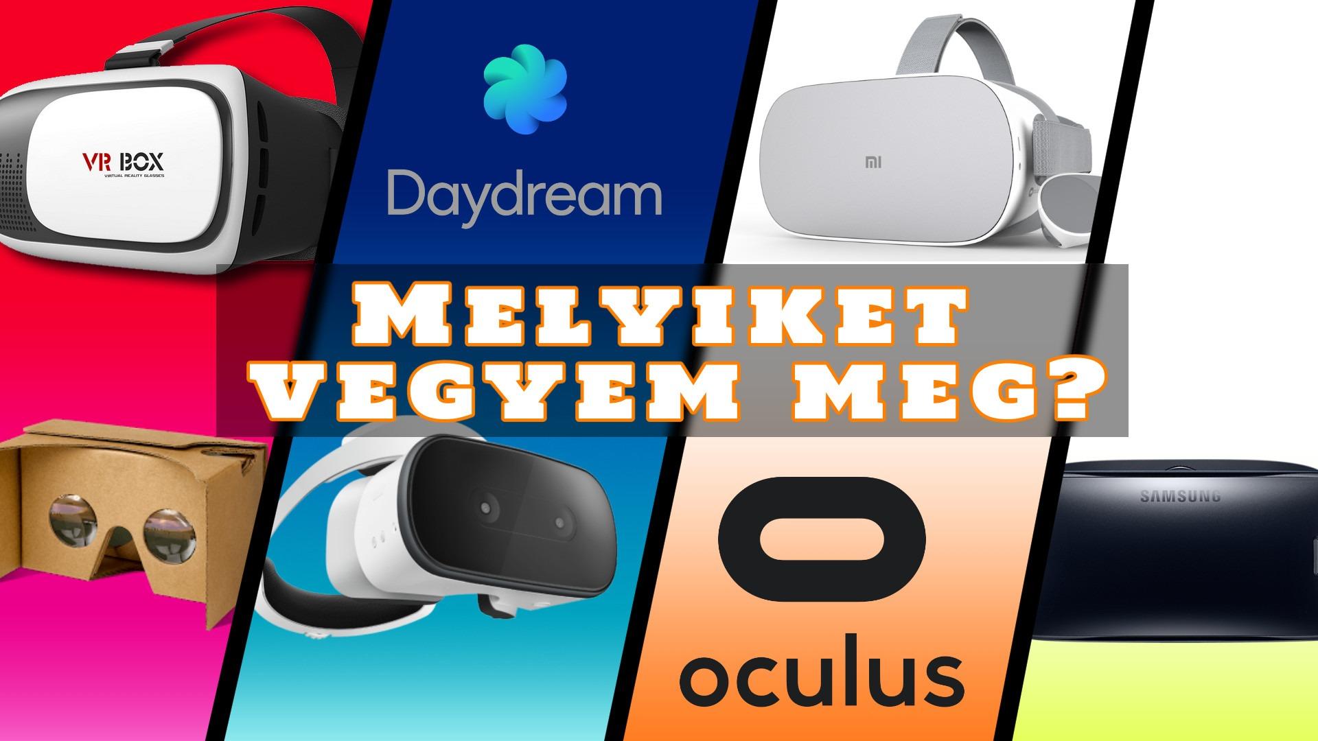 Elképesztően jól fogytak a VR- szemüvegek