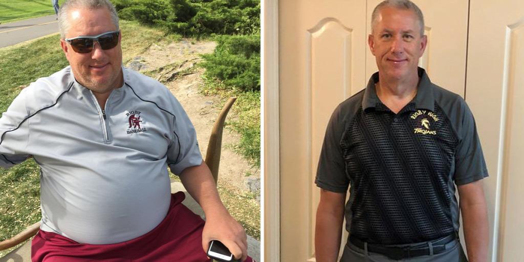 53 éves férfi fogyás