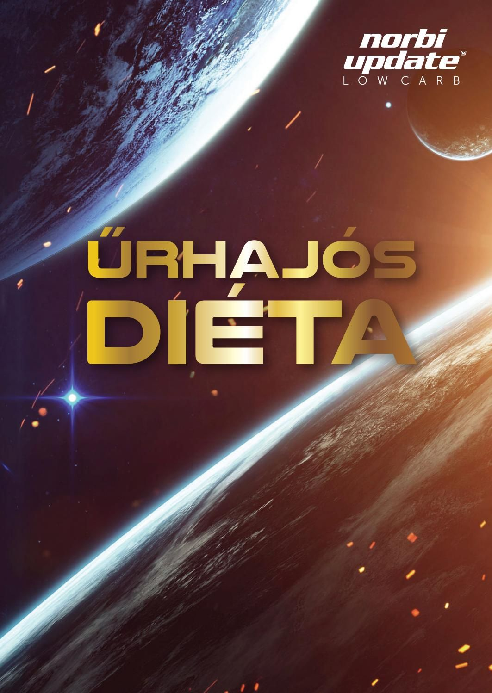 norbi update urhajos dieta