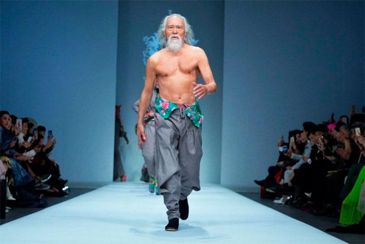 férfi modell zsírégető