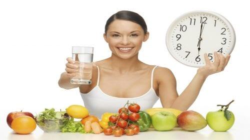 1 hetes fogyókúra étrend