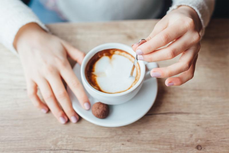 a koffein fokozhatja a fogyást