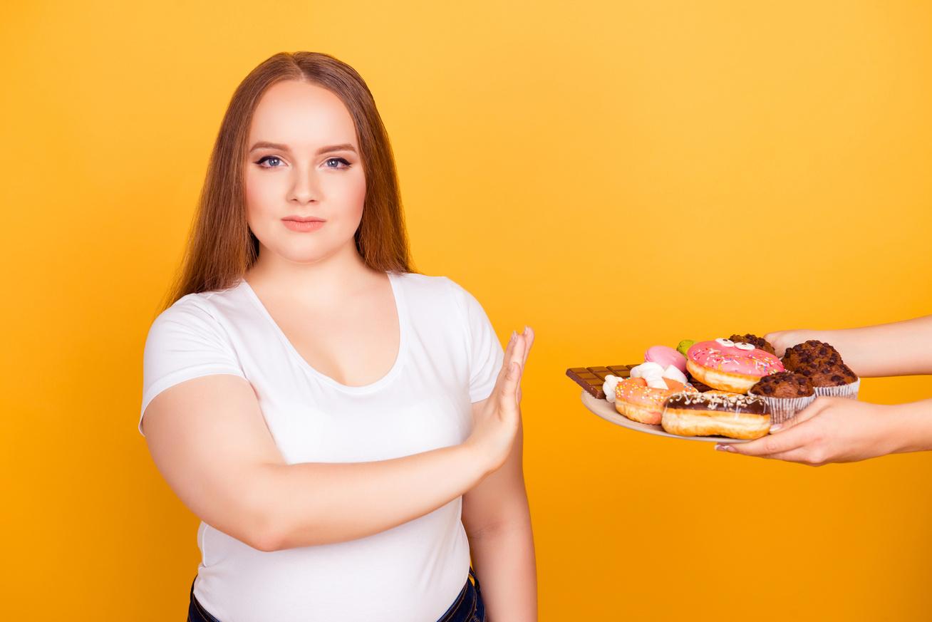 kevesebb étkezés és a fogyás módjai