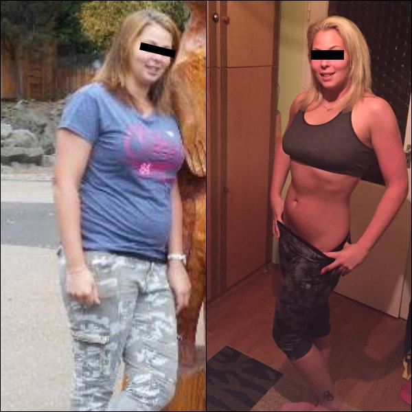 10 font zsírégetés előtt és után súlycsökkenést okozó betegség